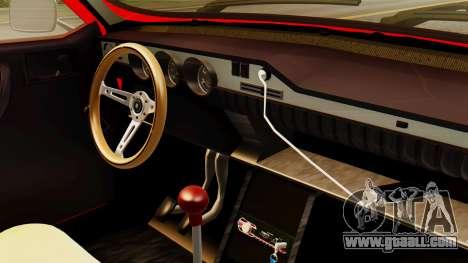 Dacia 1300 GFB v2 for GTA San Andreas right view