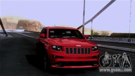 Roads Full Version LS-LV-SF for GTA San Andreas forth screenshot