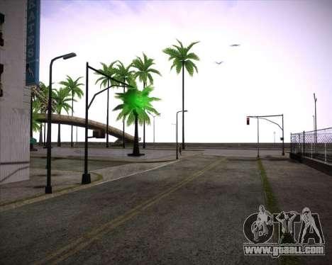 Professional Graphics Mod 1.2 for GTA San Andreas forth screenshot