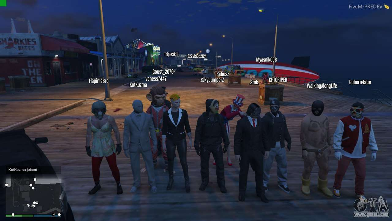 gta 5 multiplayer