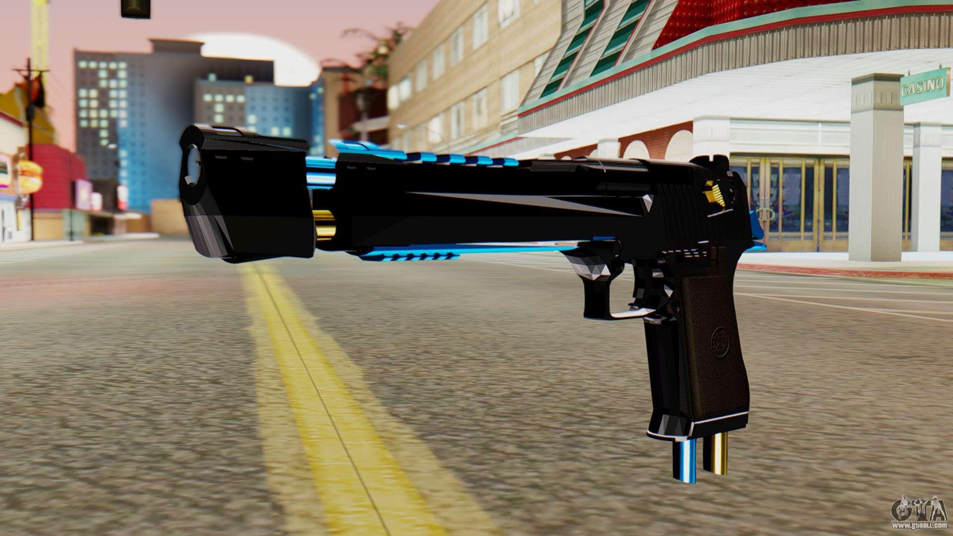 Desert Eagle mods — GTA San Andreas