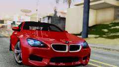 BMW M6 2013 v1.0 for GTA San Andreas
