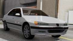 Peugeot 406 sedan for GTA San Andreas