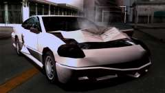 New damage textures for GTA San Andreas