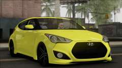 Hyundai Veloster 2012 for GTA San Andreas