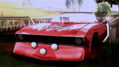 Ford Falcon XA Red Bat Mad Max 2 for GTA San Andreas