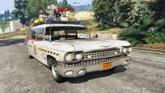 Cadillac Miller-Meteor 1959 ECTO-1 v0.1 [Beta] for GTA 5