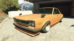Nissan Skyline 2000 GT-R 1970 v0.1 [Beta]
