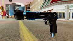 Fulmicotone Desert Eagle for GTA San Andreas