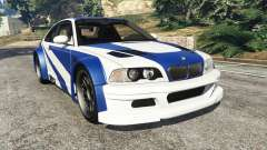 BMW M3 GTR E46 Most Wanted