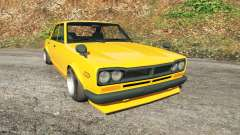 Nissan Skyline 2000 GT-R 1970 v0.3 [Beta]