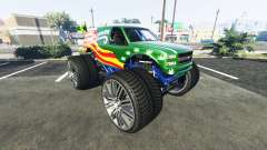 Vapid The Liberator The Legalizator for GTA 5