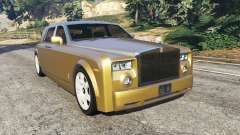 Rolls-Royce Phantom EWB v0.6 [Beta] for GTA 5