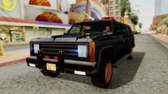 FBI Rancher with Lightbars for GTA San Andreas