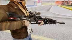 Sniper Rifle 8x Scope