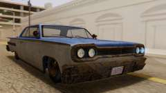 GTA 5 Declasse Voodoo Worn IVF for GTA San Andreas