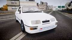 Ford Sierra RS500 Cosworth for GTA 4