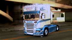 Scania R730 tractor unit for GTA San Andreas
