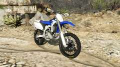 Yamaha YZ 250 v0.1 for GTA 5