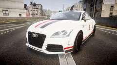 Audi TT RS 2010 Shelley