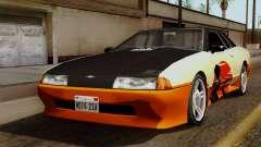 Vinyl for Elegy - Drifting Samurai for GTA San Andreas