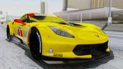 Chevrolet Corvette C7R GTE 2014 PJ1