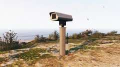 Police radar v1.1 for GTA 5