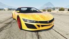Dinka Jester (Racecar) Fire