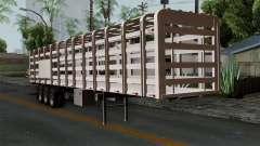 Trailer Rejas Gas for GTA San Andreas
