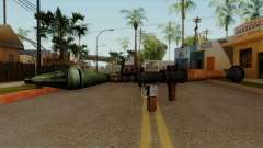 Original HD Rocket Launcher for GTA San Andreas