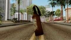Original HD Molotov Cocktail for GTA San Andreas