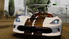 Dodge Viper SRT GTS 2013 IVF (HQ PJ) LQ Dirt