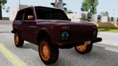 VAZ 2121 Niva SA Style for GTA San Andreas