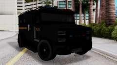 GTA 5 Enforcer Raccoon City Police Type 2
