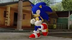 Sonic the Hedgehog HD for GTA San Andreas
