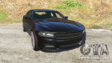 Dodge Charger RT 2015 v0.5 for GTA 5
