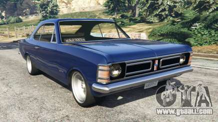 Chevrolet Opala Gran Luxo for GTA 5