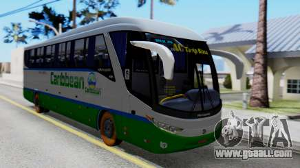 Marcopolo Bus Caribbean Travel for GTA San Andreas