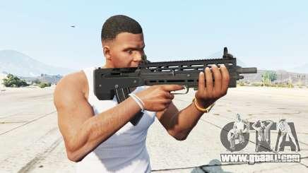 SRSS Bulldog 762 for GTA 5
