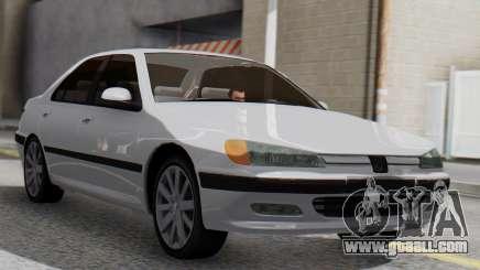 Peugeot 406 sedan for GTA San Andreas