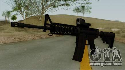 AR-15 Trijicon for GTA San Andreas