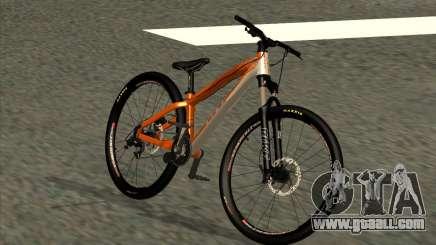 GT La Bomba 2013 for GTA San Andreas