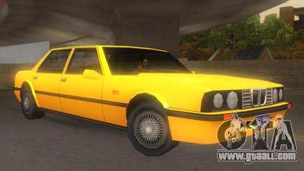 Vincent E30 for GTA San Andreas