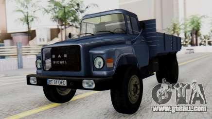 DAC 6135 Facelift for GTA San Andreas