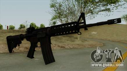AR-15 Ironsight for GTA San Andreas
