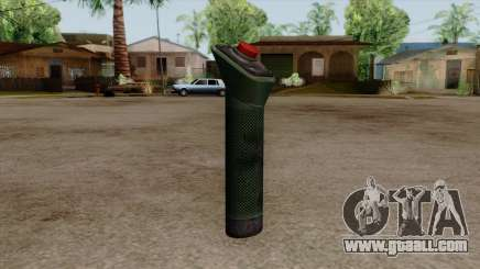 Original HD Bomb Detonator for GTA San Andreas