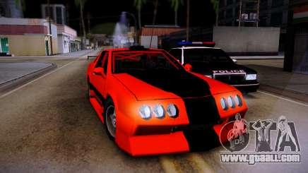 Buffalo GTR for GTA San Andreas