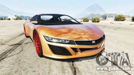 Dinka Jester (Racecar) Chocolate for GTA 5