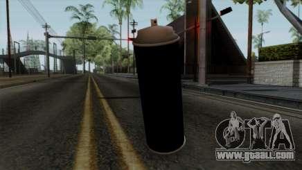 Original HD Spraycan for GTA San Andreas