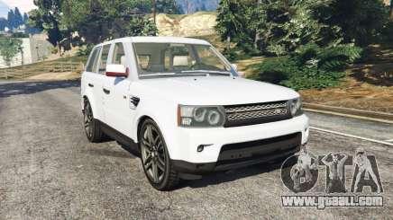 Range Rover Sport 2010 v0.7 [Beta] for GTA 5